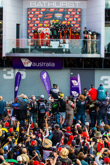 Podium: Craig Lowndes, Triple Eight Race Engineering Holden