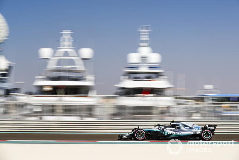Валттері Боттас, Mercedes AMG F1 W09 EQ Power+