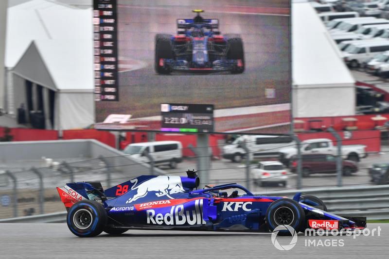 Брендон Хартли, Toro Rosso STR13