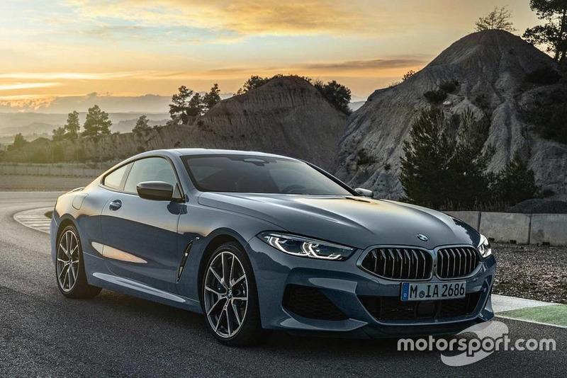 BMW Série 8 2019 року