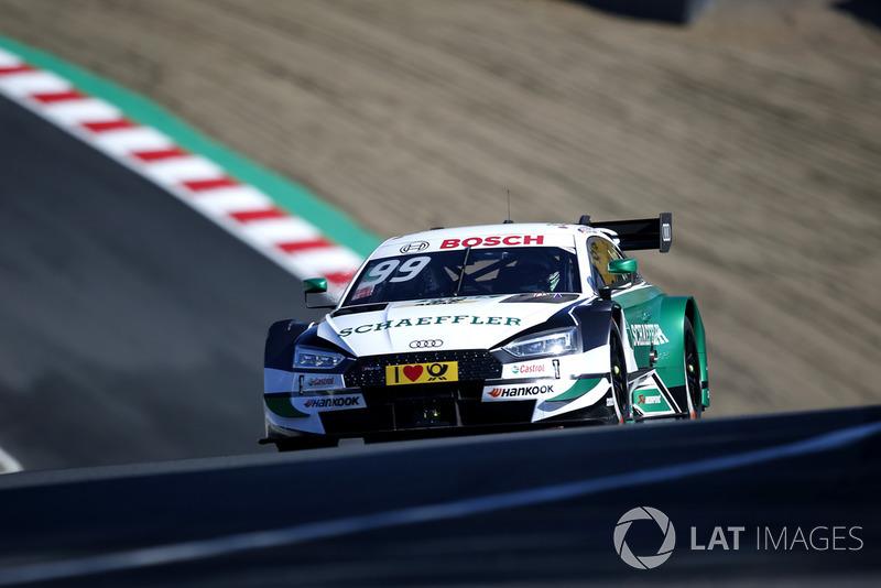 12. Mike Rockenfeller, Audi Sport Team Phoenix, Audi RS 5 DTM