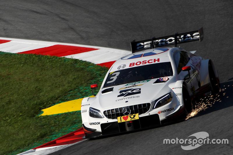 4. Paul Di Resta, Mercedes-AMG Team HWA, Mercedes-AMG C63 DTM