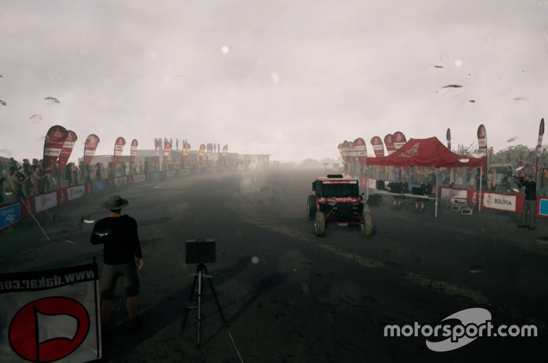 Screenshots Dakar 18