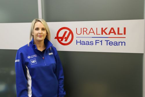 Presentazione Team Haas F1