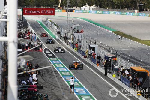 Liveblog - De derde vrije training voor de Grand Prix van Spanje