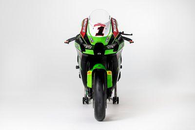 Kawasaki Racing Team presentatie