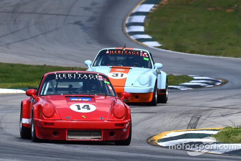 #14 1974 Porsche 911 RSR Kathy Blaha