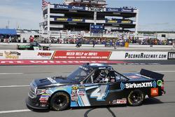 Ganador dela carrera Christopher Bell, Kyle Busch Motorsports Toyota