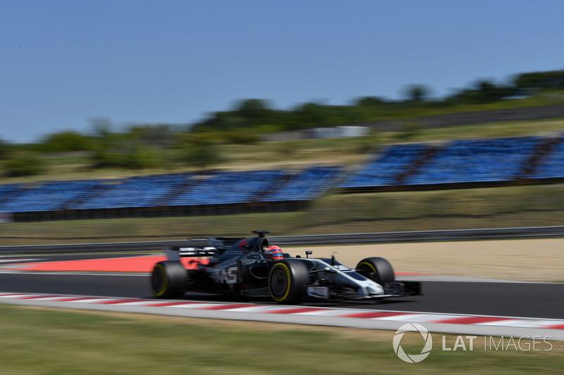 Сантіно Ферруччі, Haas F1 Team VF-17