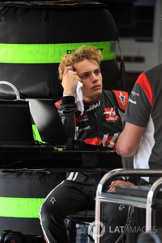 Santino Ferrucci, Haas F1 Team