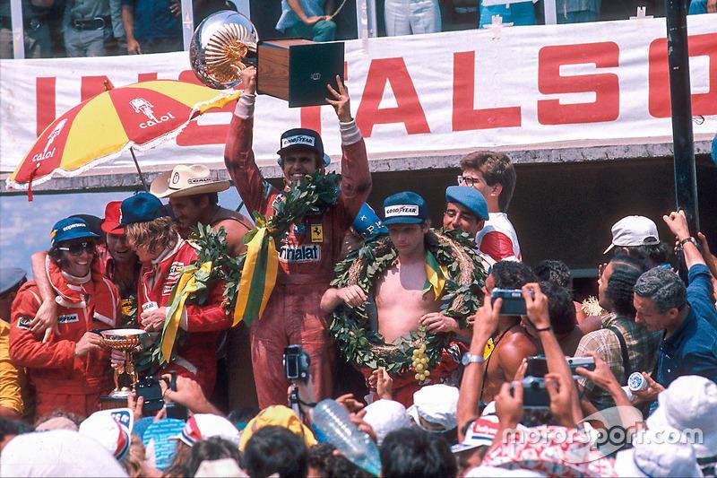 GP de Brasil 1977 Carlos Reutemann