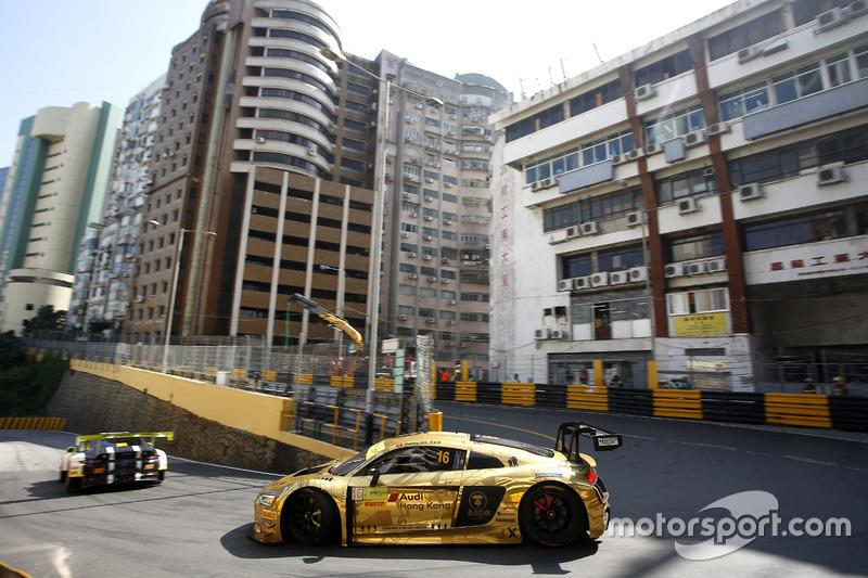 12. Ying Kin, Marchy Lee, Audi Hong Kong, Audi R8 LMS