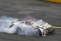 Ryan Newman, Richard Childress Racing Chevrolet crash
