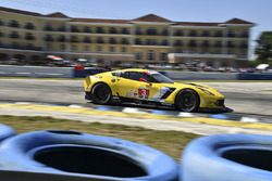 #3 Corvette Racing Chevrolet Corvette C7.R: Антоніо Гарсія, Ян Магнуссен, Майк Роккенфеллер