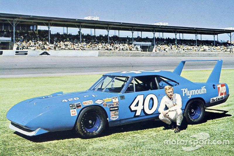 1970: #40 Pete Hamilton - Petty Enterprises Plymouth