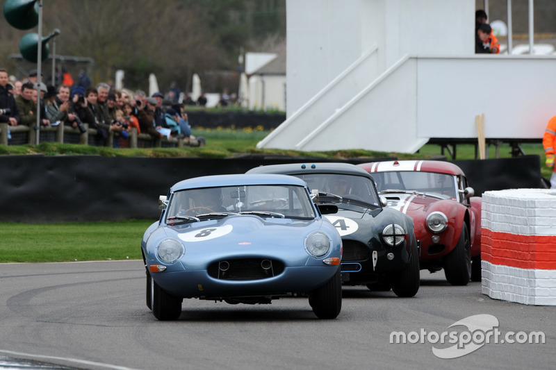 Graham Hill Trophy, Khan Brelow, E-Type Continuation