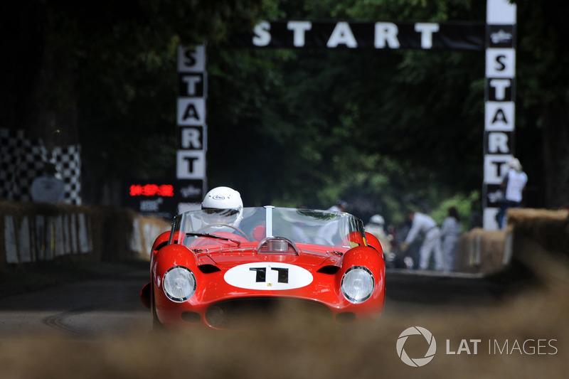 Ferrari 250 William Connor