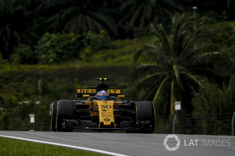 17. Джоліон Палмер, Renault Sport F1 Team RS17 - 8