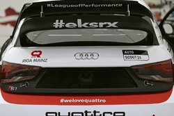 Auto von Nico Müller, EKS, Audi S1 EKS RX Quattro