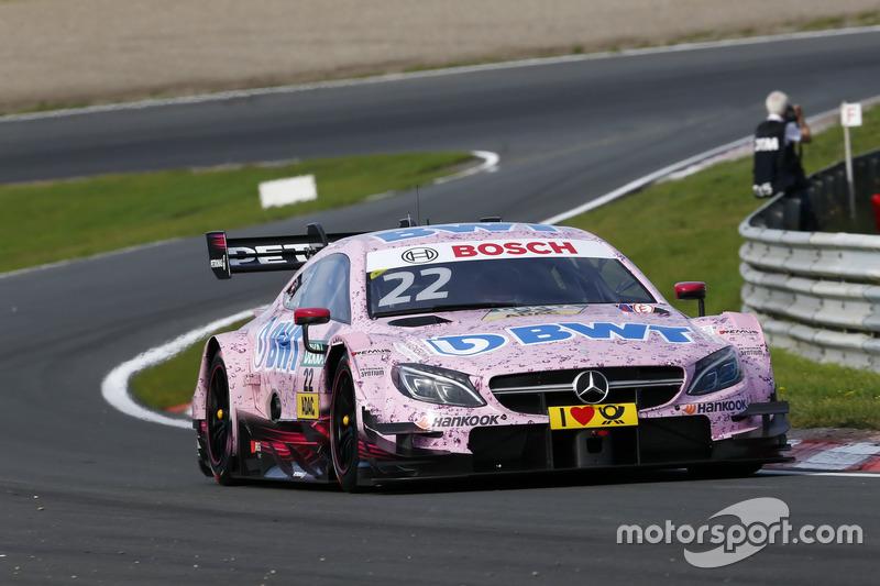 15. Lucas Auer, Mercedes-AMG Team HWA, Mercedes-AMG C63 DTM
