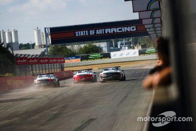 Porsche GT3 Cup Challenge Benelux: Zolder