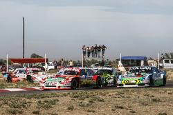 Juan Pablo Gianini, JPG Racing Ford, Julian Santero, Coiro Dole Racing Torino