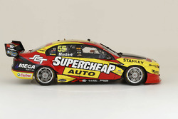 Car of Chaz Mostert, Rod Nash Racing Ford