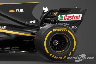 雷诺车队RS17新车发布