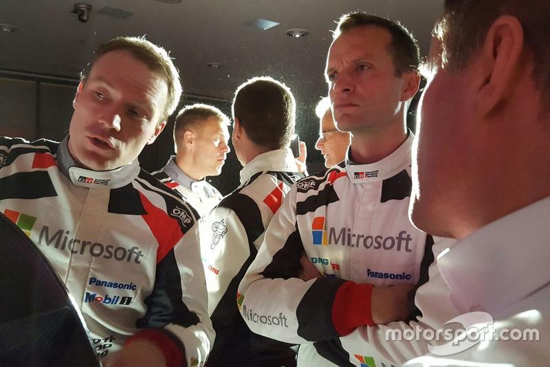 Jari-Matti Latvala, Toyota Racing, Toyota Yaris WRC 2017