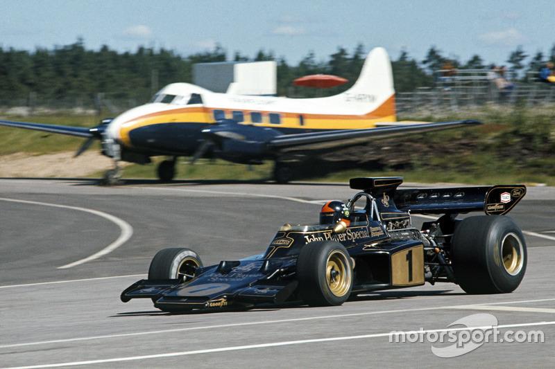 32º: Lotus 72E (1973-1975)