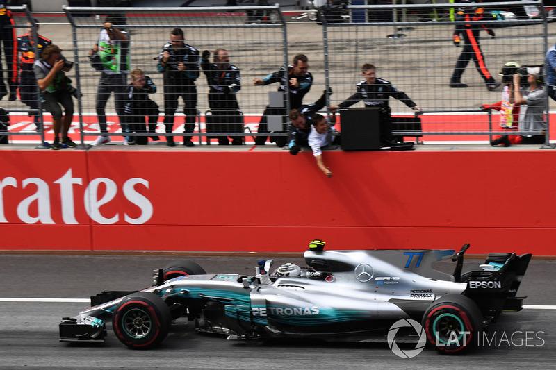 Avusturya GP: Valtteri Bottas, Mercedes AMG F1 W08