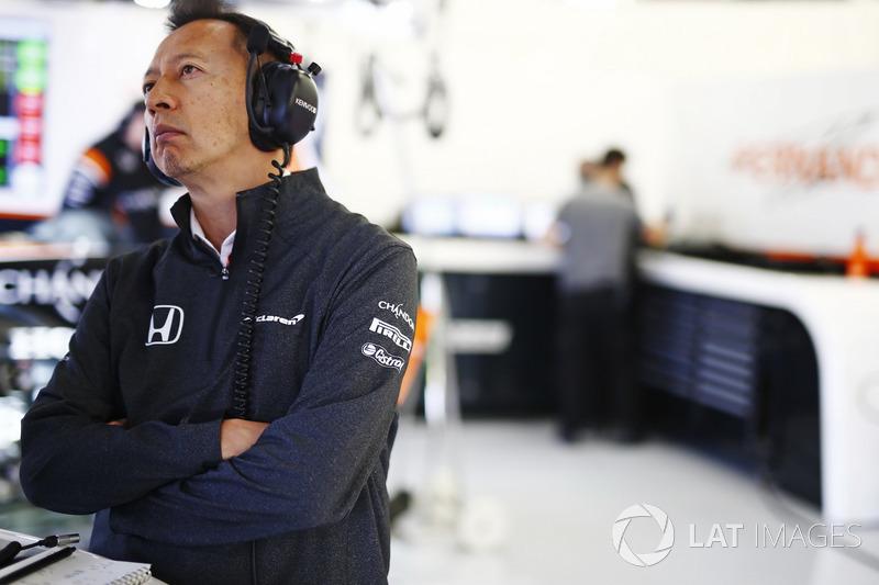 Старший керівний директор Honda Юсуке Хасегава