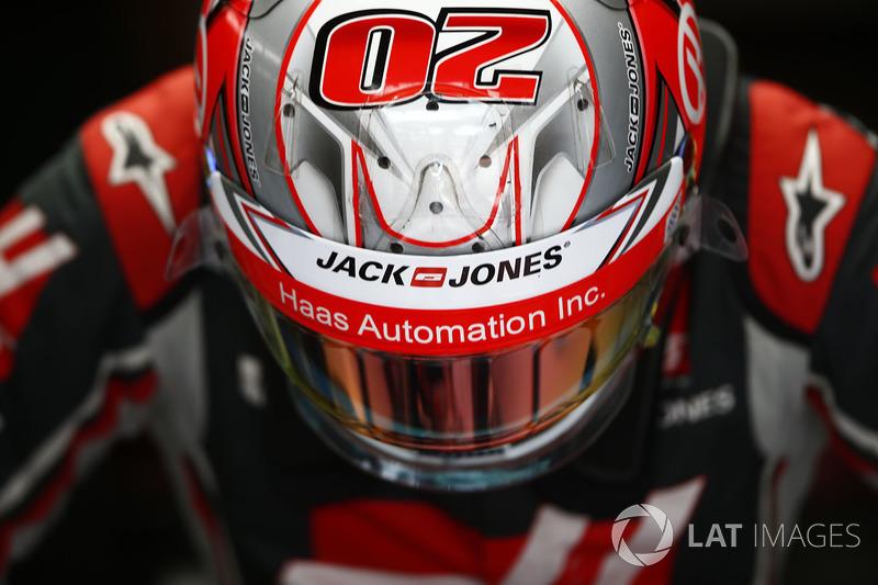 18. Кевин Магнуссен, Haas F1 Team