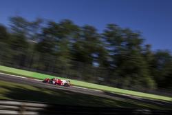 #17 Ultimate, Ligier JS P3 - Nissan: Matthieu Lahaye, Jean Baptiste Lahaye, François Heriau