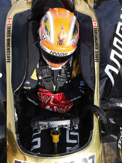 James Hinchcliffe, Schmidt Peterson Motorsports Honda