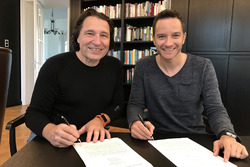 Max Pucher en Timo Scheider