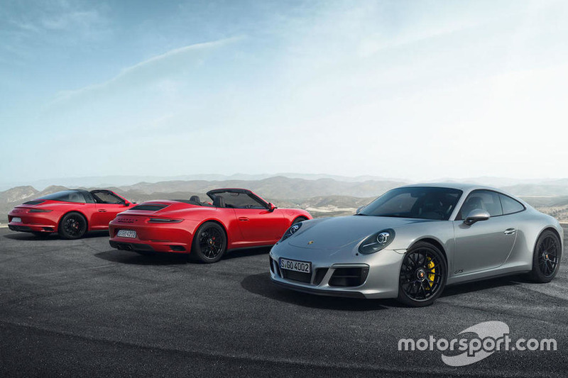 Porsche 911 Carrera 4 GTS und Porsche 911 Carrera 4 Targa GTS
