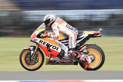 Марк Маркес, Repsol Honda Team, тренує старт