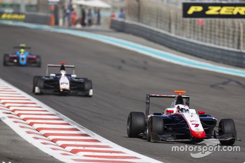Giuliano Alesi, Trident y Konstantin Tereschenko, Campos Racing