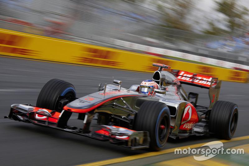 2012 - Jenson Button, McLaren Mercedes
