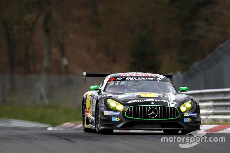 9. #8 Haribo Racing Team, Mercedes-AMG GT3