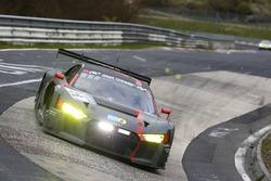 #28 Audi Sport Team Land-Motorsport, Audi R8 LMS: Крістофер Міс, Коннор де Філліпі