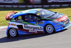Grégoire Demoustier, Peugeot 208, DA Racing