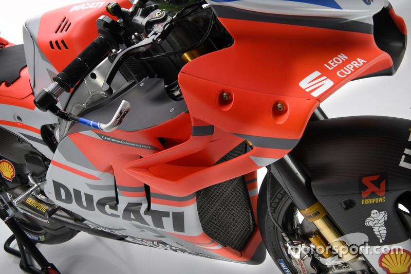 Мотоцикл Ducati Desmosedici GP18