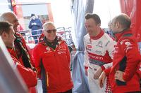 Кріс Мік, Citroën World Rally Team, Карлос Таварес, керівник PSA