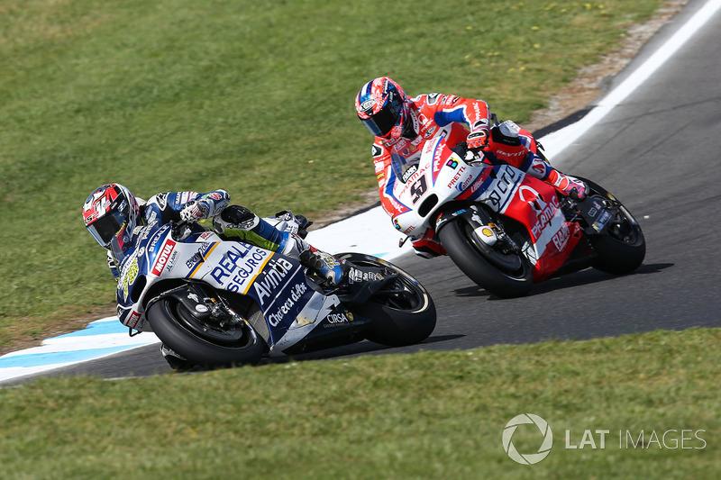 Loris Baz, Avintia Racing, Danilo Petrucci, Pramac Racing