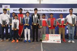 MMS FMSCI Rotax Max National Karting Championship 2017 galipleri