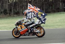 1. und Weltmeister: Mick Doohan, Repsol Honda Team
