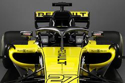 Halo на Renault RS18