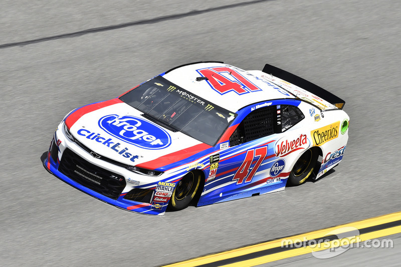 #47: A.J. Allmendinger, JTG Daugherty Racing, Chevrolet Camaro